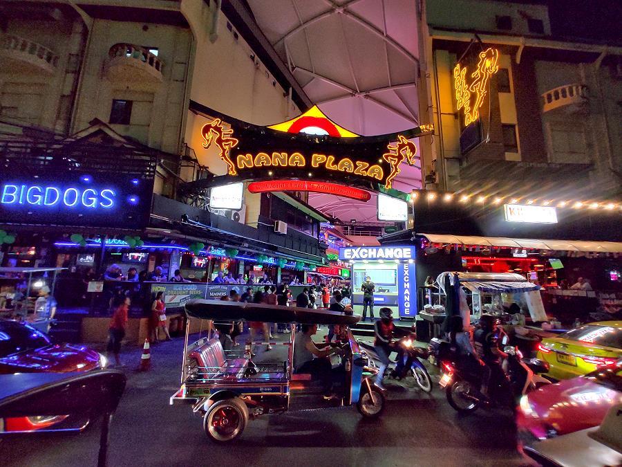 wie man Mädchen in Bangkok bekommt