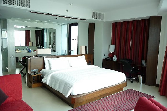 amari orchid resort tower pattaya hotel bewertung. Black Bedroom Furniture Sets. Home Design Ideas