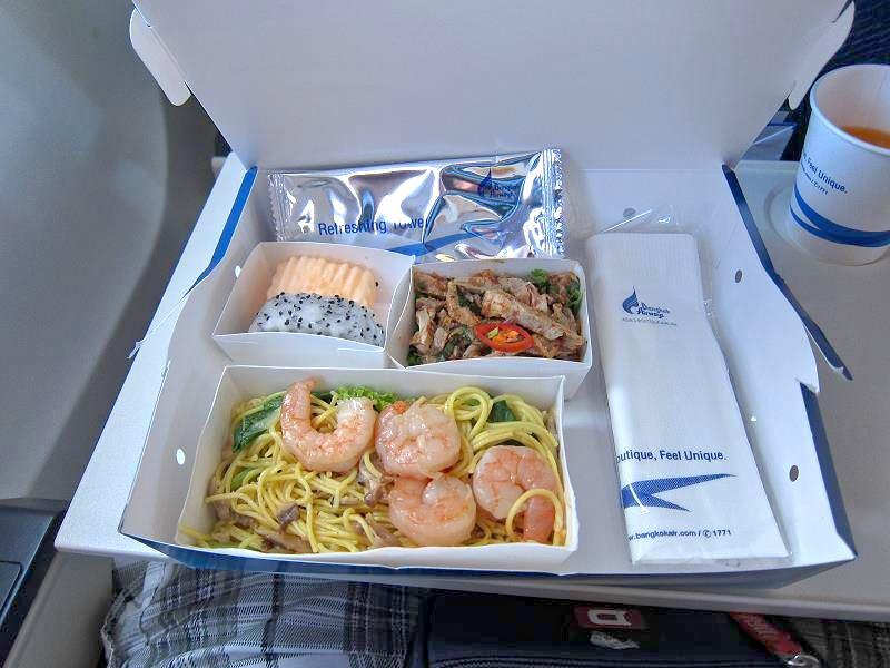 Essen und Trinken im Flugzeug - Sondermenüs buchen Flug ...