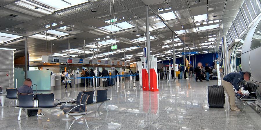 Hotels Am Frankfurter Flughafen Terminal