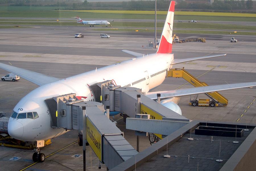 Airlines Gepäck Kosten Austrian
