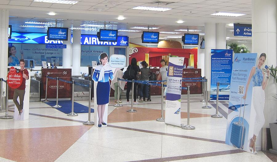 Bangkok Airways Check-in