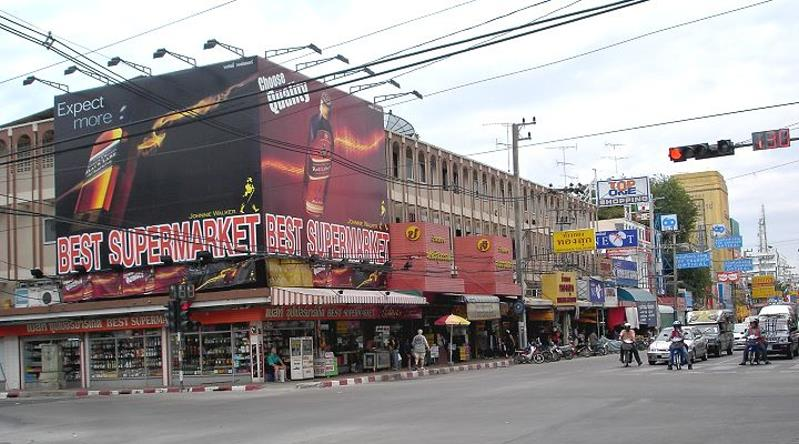 Best Supermarket Pattaya Klang
