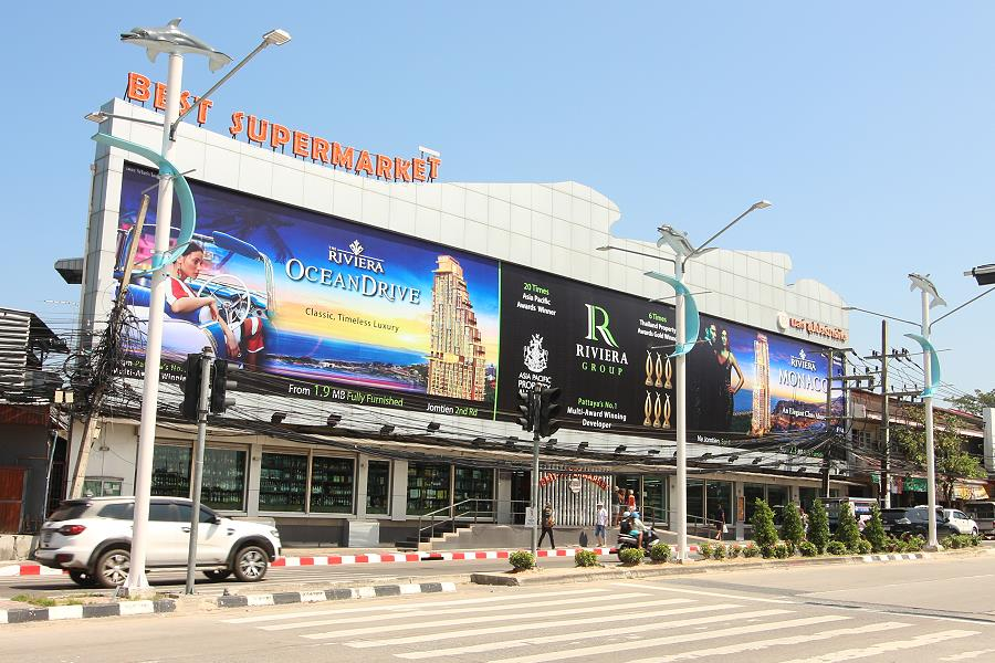 Best Supermarket Pattaya