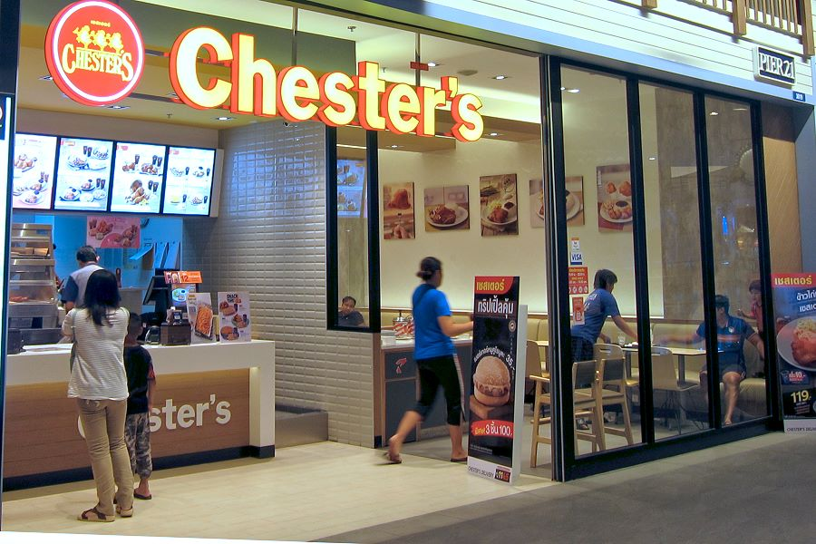 Chesters Grill Thailand
