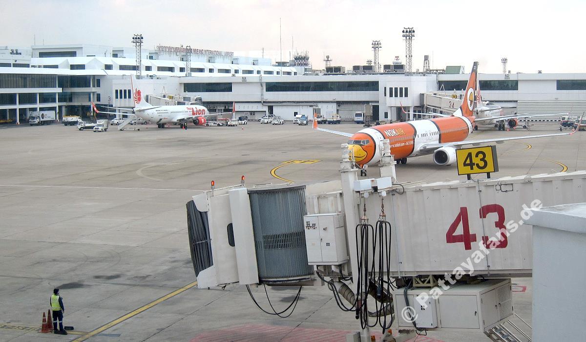 Don Muang Airport Hotel Amari