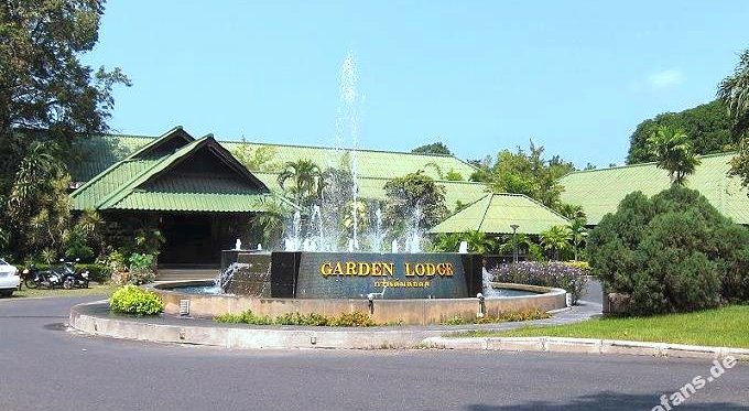 Garden Lodge Hotel Pattaya