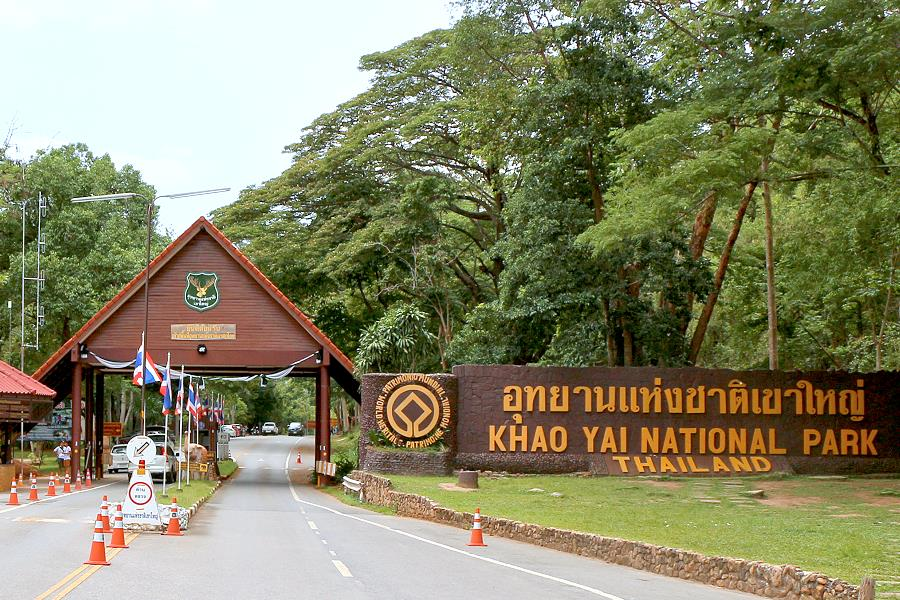 Khao Yai Nationalpark Thailand