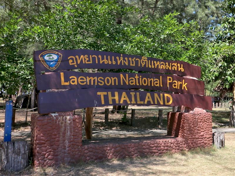 Laem Son National Park