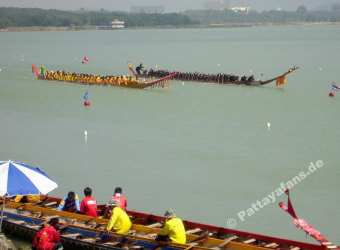 Pattaya Longboat Racing