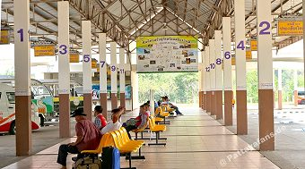 Bus-Terminal Mae Hong Son