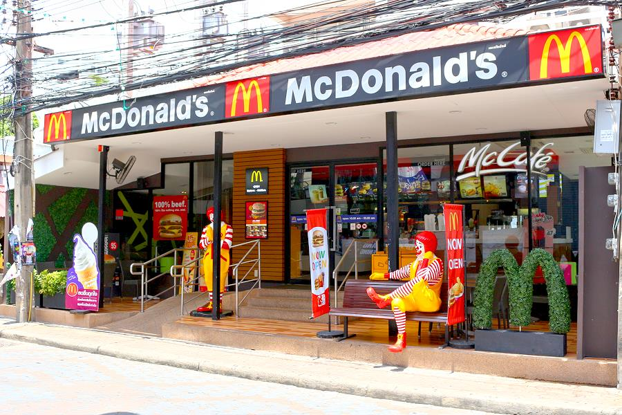 Mc Donalds Thailand