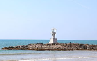 Khao Lak Light Beacon
