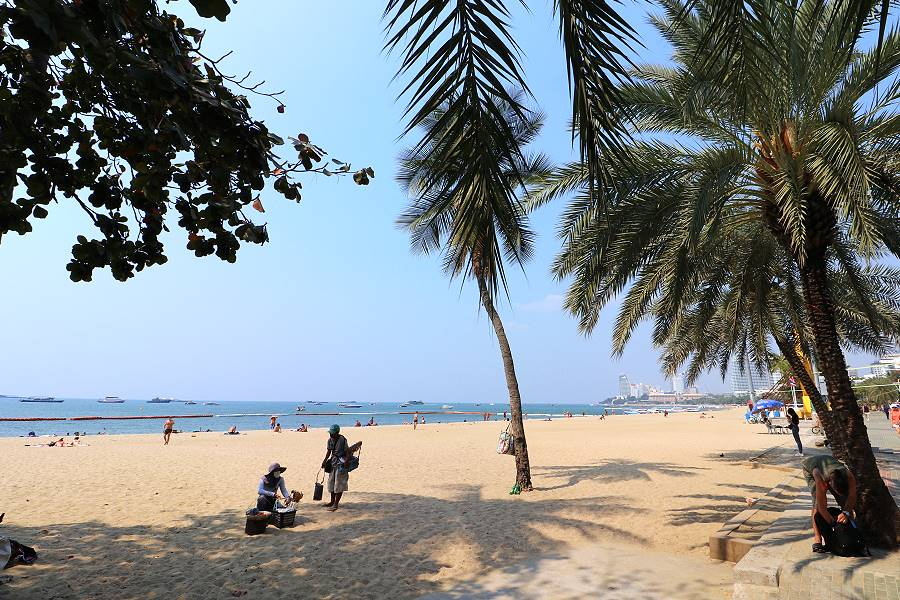 Pattaya Beach
