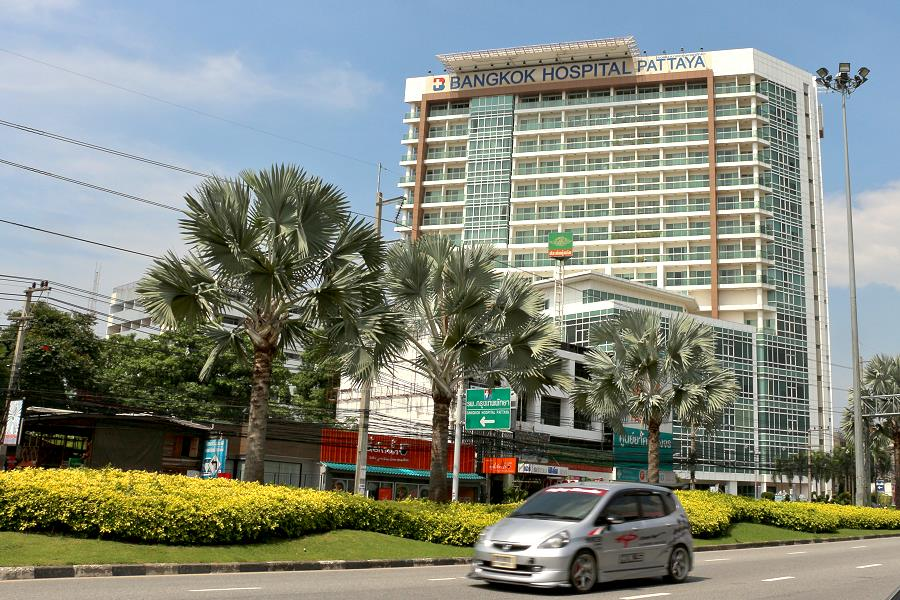 Bangkok Hospital Pattaya - Krankenhaus