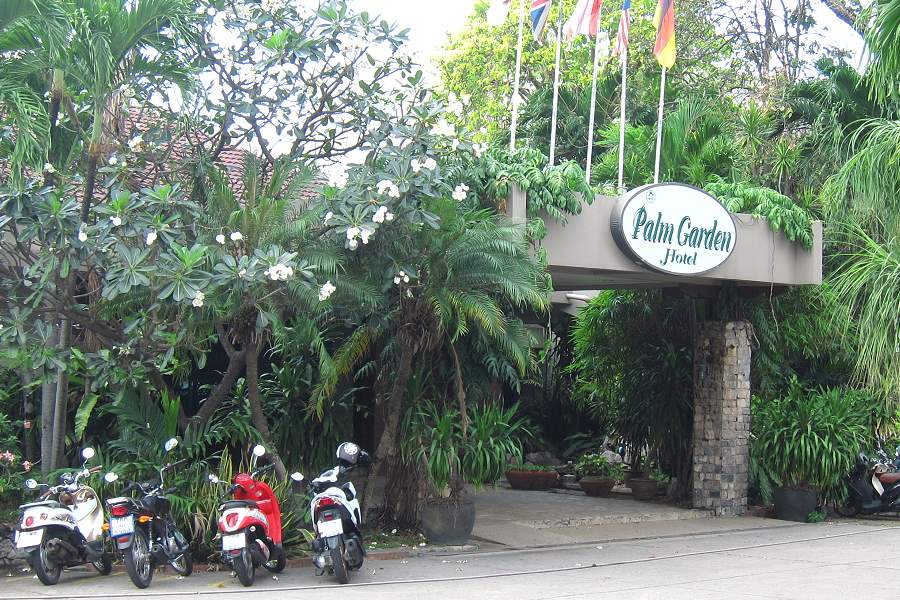Palm Garden Hotel Pattaya