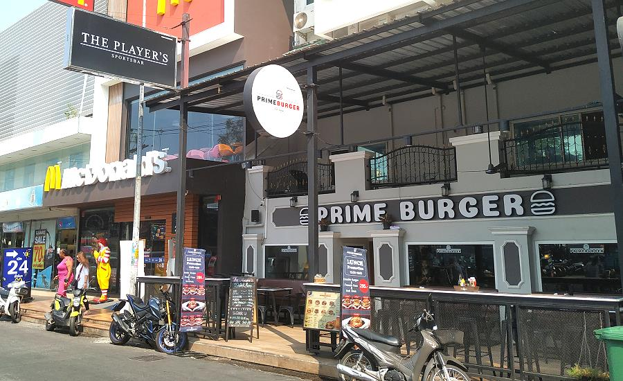 Prime Burger Pattaya
