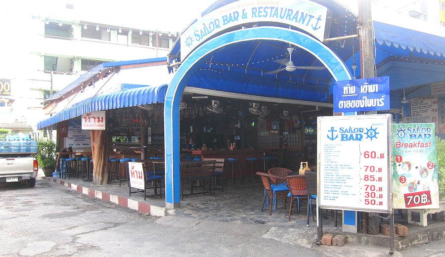 Sailor Bar Soi 8 Pattaya