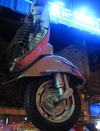 Scooter`s Bar Pattaya