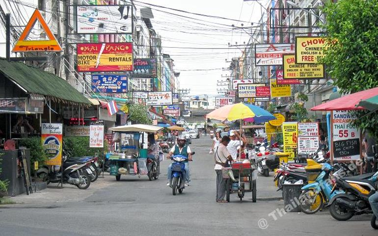 Soi Chaiyapoon Pattaya