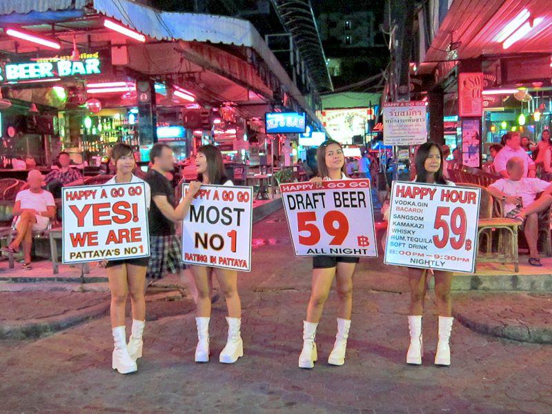 Pattaya Nachtleben