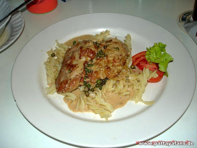 Deutsche küche in pattaya