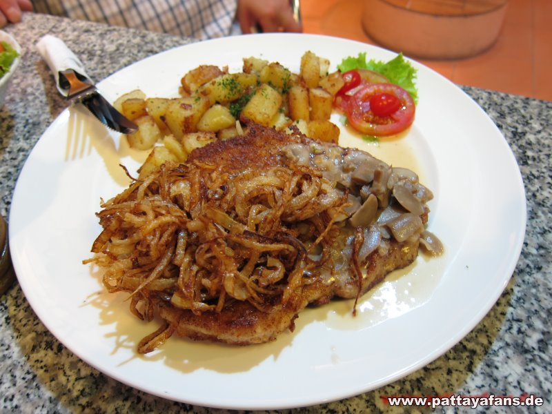 Deutsches Essen In Pattaya